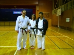 In Japan with Master Nakai Shihan and Mitsuko Sensei