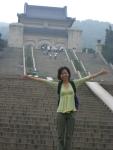 Wonderful Jane at Nanjing