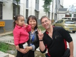 Friends in Sichuan China