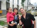 Friends in Sichuan China