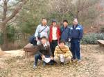 Hiking with DACC friends near Changwon Korea