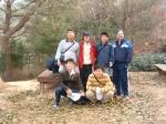 Hiking with DACC friends near Changwon Korea