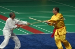 Kungfu tournament with Master Pu RuJie