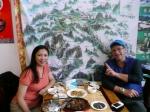 China's Huangshan Mountain