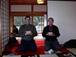 Japanese Tea Ceremony with Mr. Shigeta